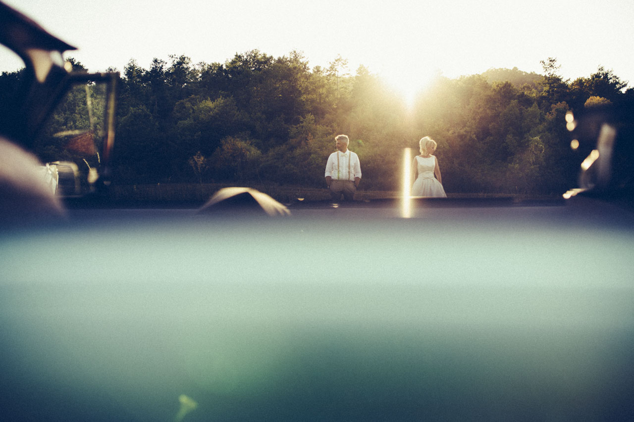 The beautiful wedding story of Marie and Gaetano, an elegant countryside wedding in south Italy, French and Italian guests together for a beautiful day!