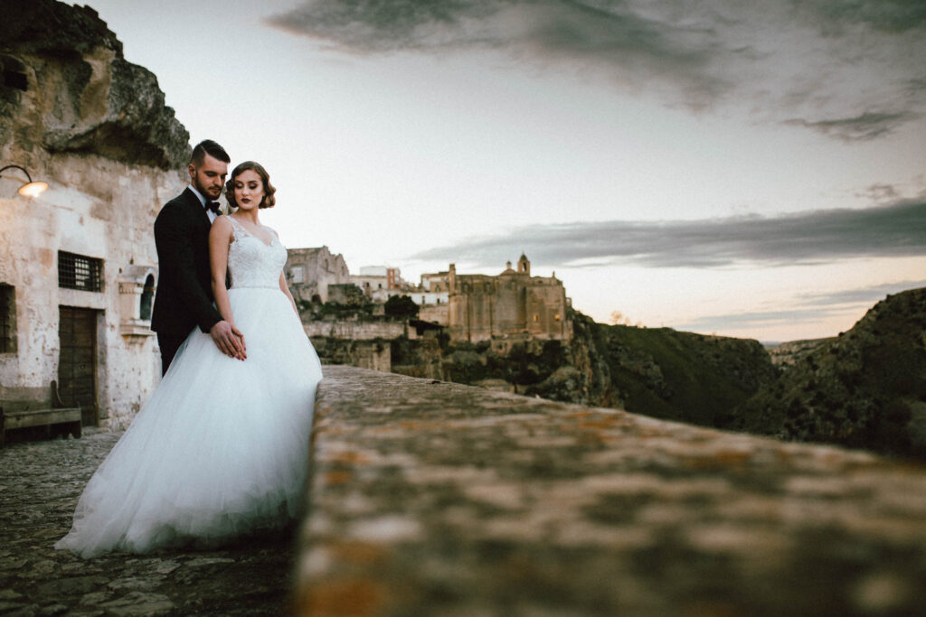 Matrimonio a Matera, sposarsi in un patrimonio Unesco